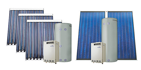 Kelvinator Solar Hot Water System