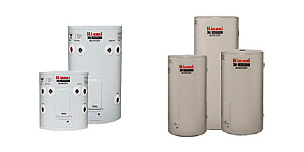Rinnai Electric hot water